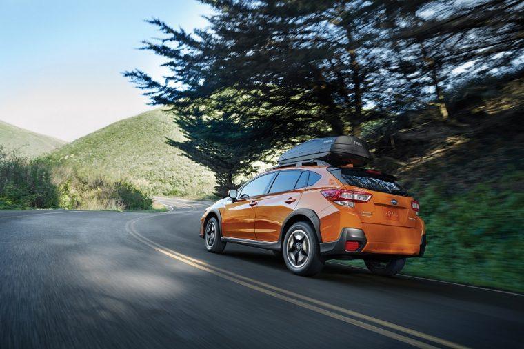 2018 Subaru Crosstrek 2.0 Limited