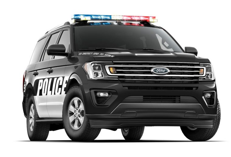 2018 Ford Expedition Special Service Vehicle