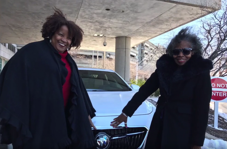 Buick Journey Through the African American Experience 2017 LaCrosse