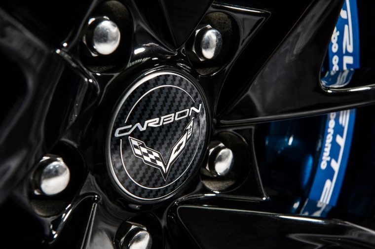 2018 Corvette Carbon 65 Edition wheel