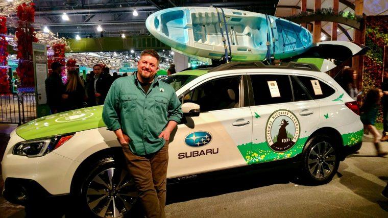 Dave Mizejewski NWF Subaru Loves the Earth