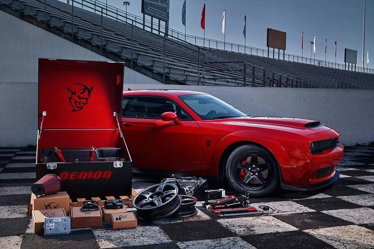 Dodge Demon Colors >> Dodge Demon Pricing Starts At 84 995 The News Wheel