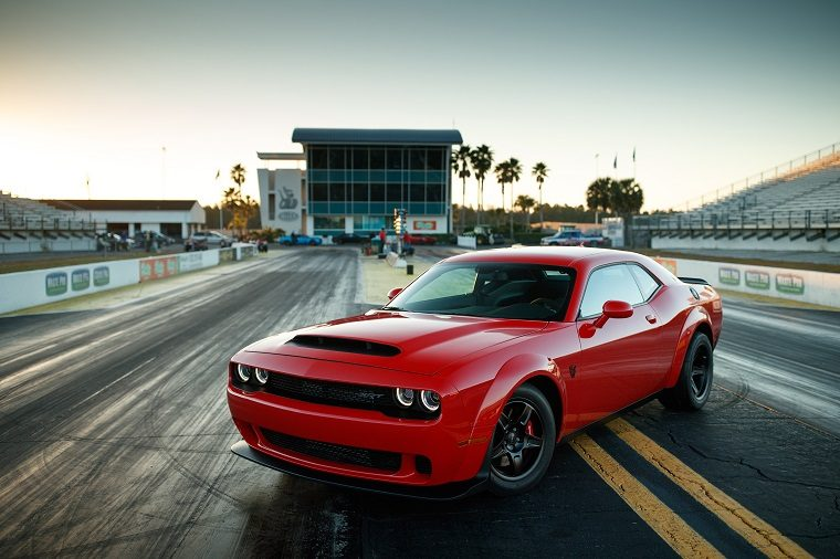 What S New For The 2018 Dodge Challenger