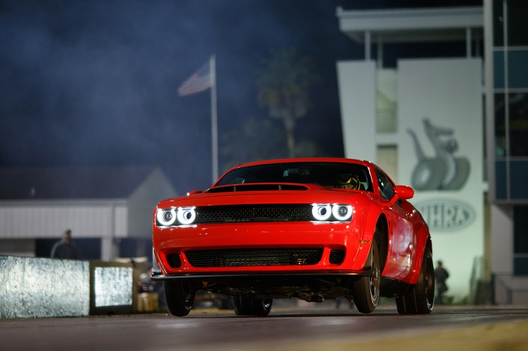 The Demon You Know: The Dodge Demon is Finally Revealed ...