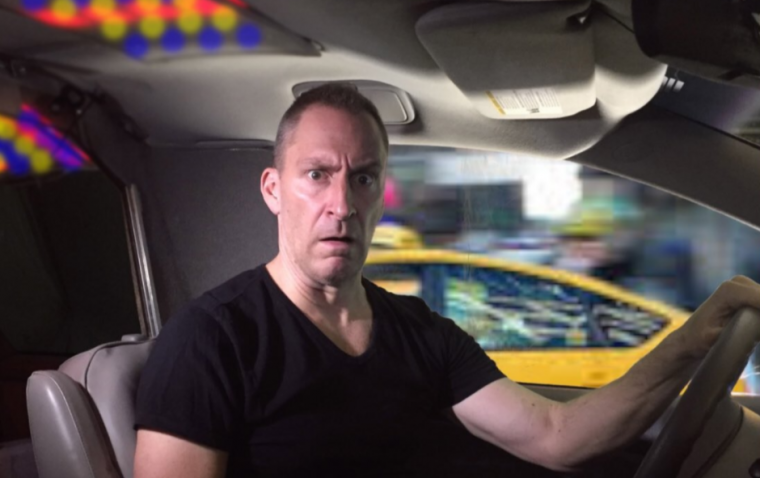 Former Cash Cab host Ben Bailey is asking Discovery channel for his old job back