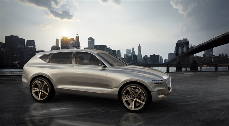 2020 Genesis GV80: News, Design, Release >> First Genesis Suv Coming In Early 2020 The News Wheel