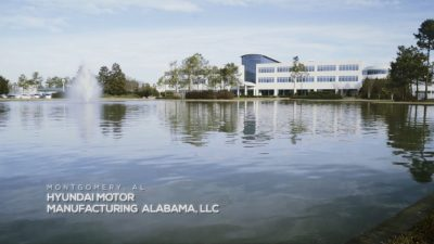 Hyundai Motor Manufacturing Alabama Plant Facility Production Worker exterior community