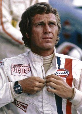 """""""Le Mans""""Steve McQueen1971 Solar Productions"""