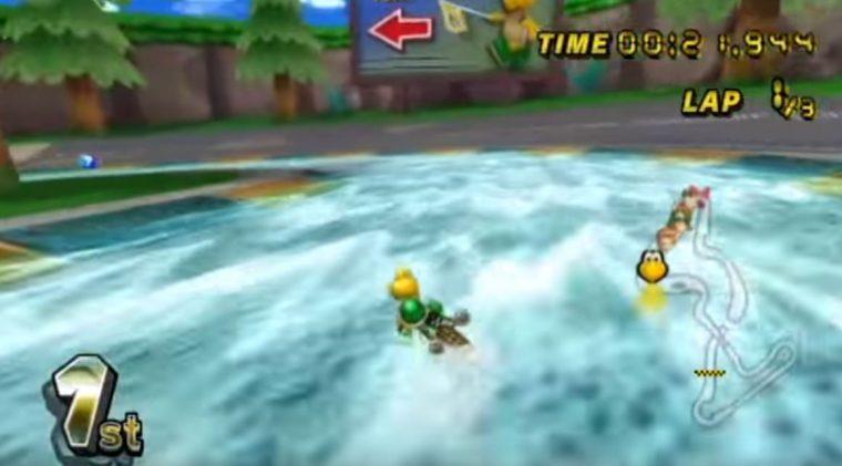 Mario Kart Wii - Koopa Cape
