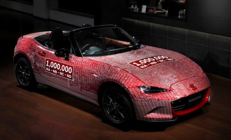Mazda One Millionth Miata
