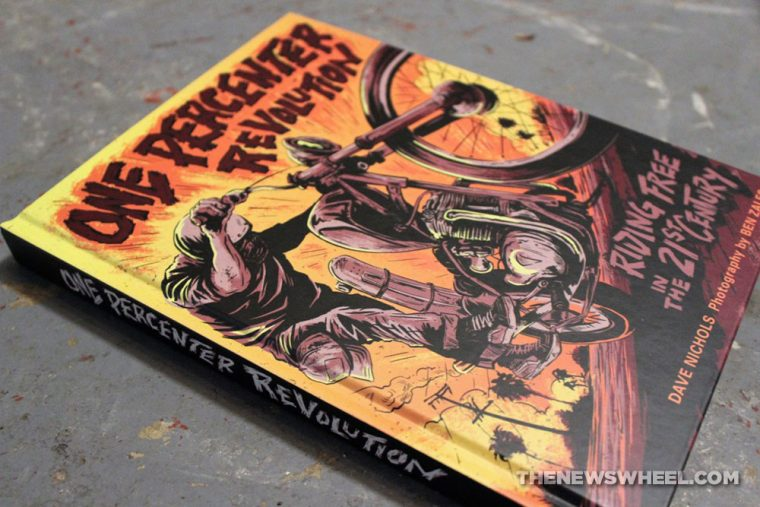 One Percenter Revolution book review Dave Nichols Easy Rider biker motorcycle gang motorbooks cover
