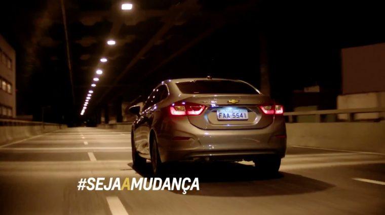 #SejaAMudanca Spanish-language Chevy Cruze ad campaign