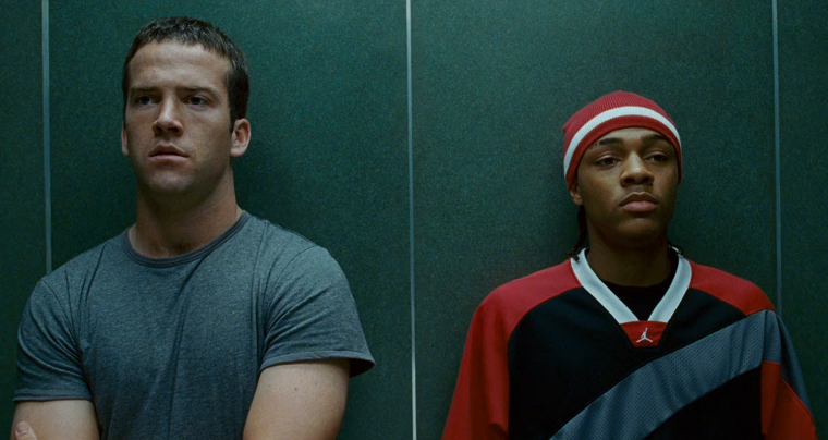 Lucas Black and Lil Bow WoW