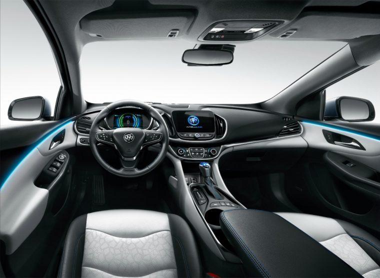 Buick Velite 5 interior
