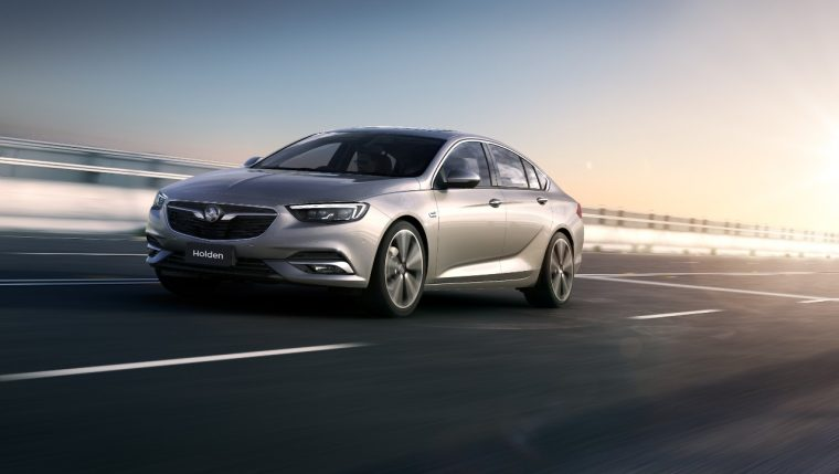 next-generation Holden Commodore