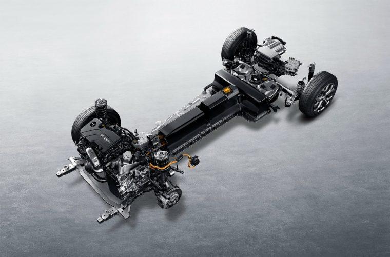 Buick Velite 5 drivetrain