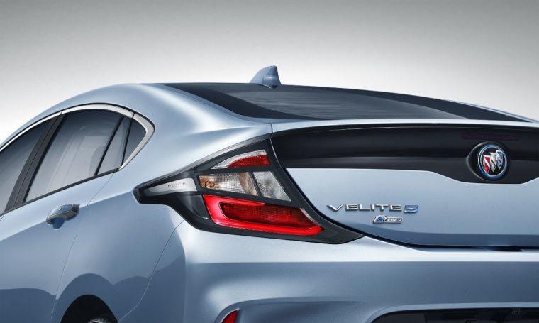 Buick Velite 5 rear exterior