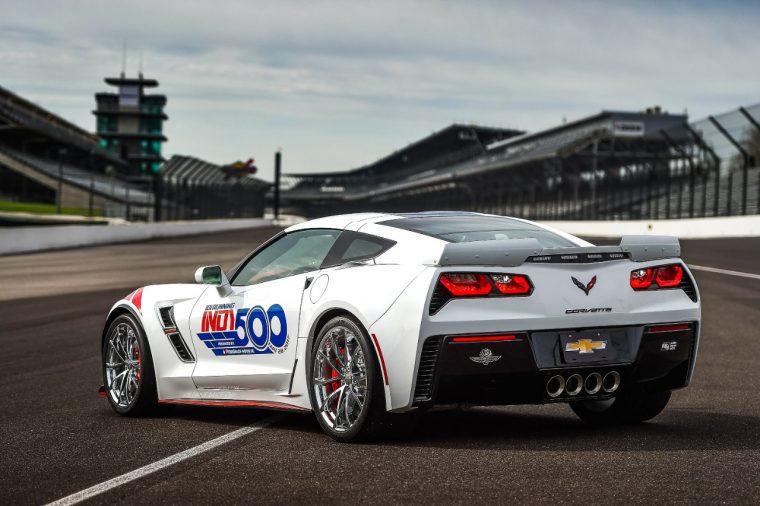 2017 Chevy Corvette Grand Sport Indy 500 Pace Car