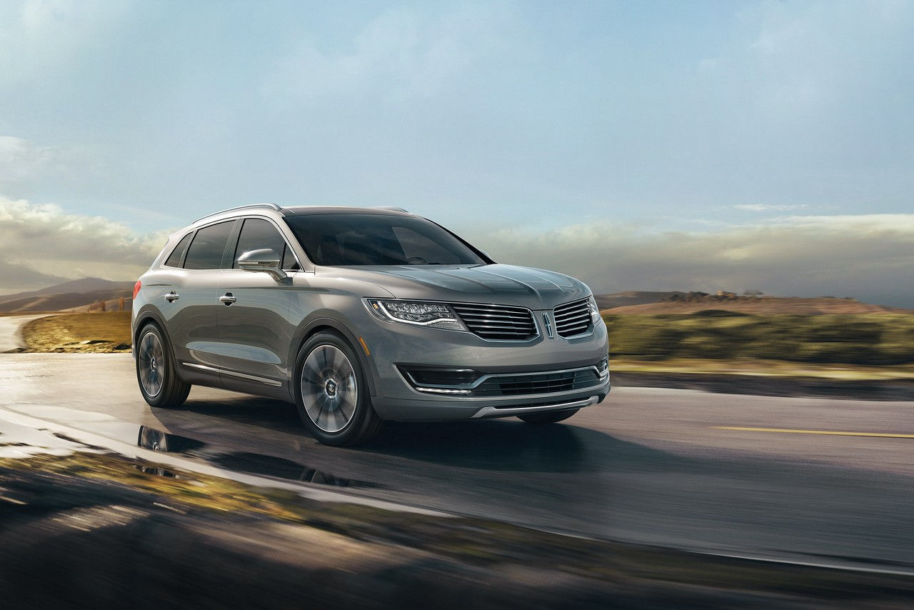 2017 Lincoln Mkc Select >> 2017 Lincoln MKX Overview - The News Wheel