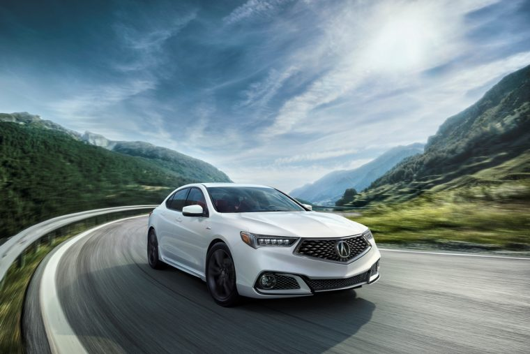 2018 Acura Tlx Going On June 1 For