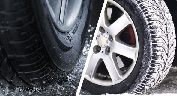 Winter Tires Vs All Season >> Summer Tires vs. All-Season Tires - The News Wheel