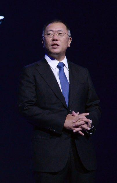 Chung Eui-sun Hyundai Motor Co