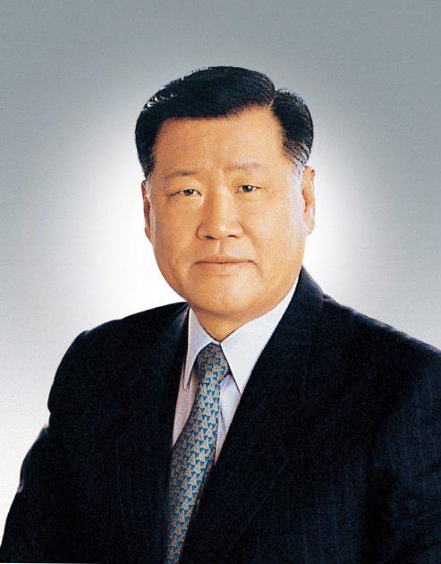 Chung Mong-koo Hyundai Motor Co