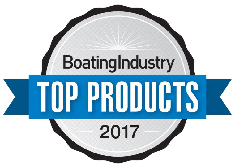 Honda Marine Receives Boating Industry Top Products of 2017 Award .for BF6 Outboard Motor