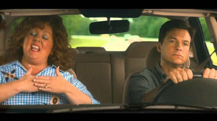Melissa McCarthy Identity Thief Car Scene
