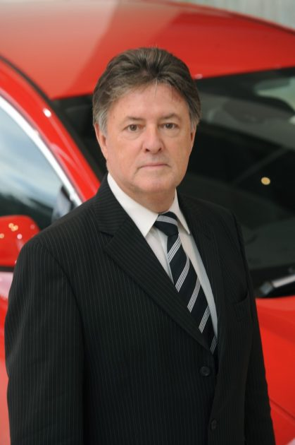 Denis Chick, Vauxhall Director of Communications