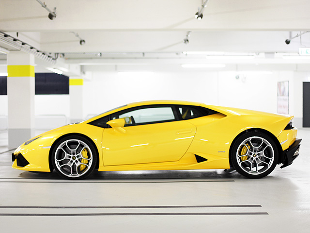 lurento luxury car rental europe lamborghini huracan