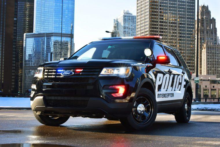 2016 Ford Police Interceptor