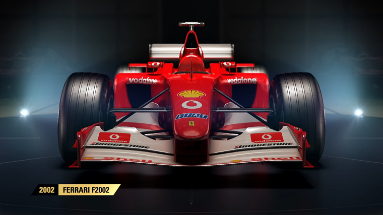 Codemasters Ferrari F2002