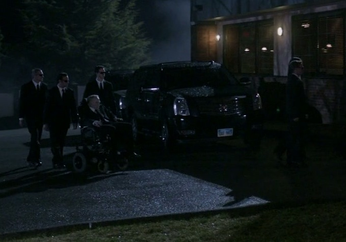 Supernatural: Famine's Escalade