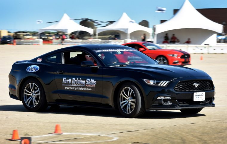 Ford Driving Skills for Life Peoria Illinois