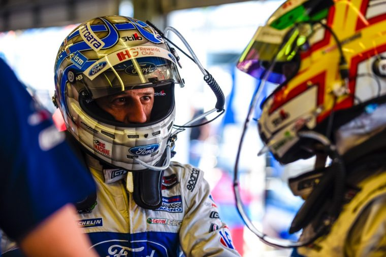 Tony Kanaan joins Ford Chip Ganassi Racing in the No. 68 Ford GT