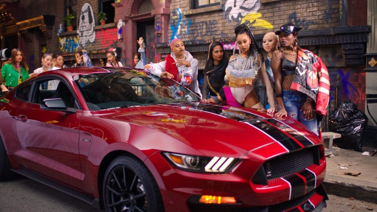 Ford Shelby GT350 Mustang Power Little Mix