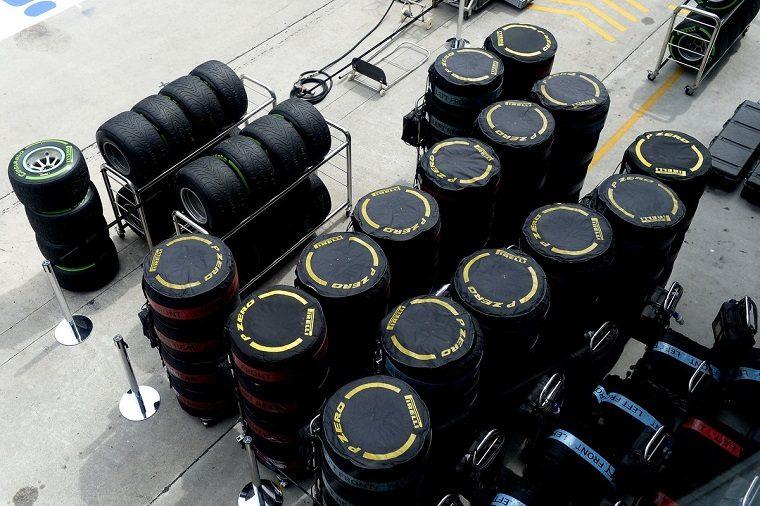 Pirelli Tires for the 2017 Malaysia GP