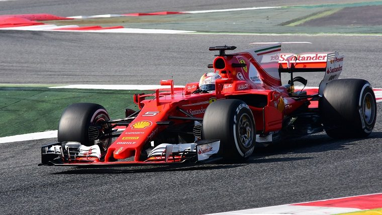 is ferrari really faster than mercedes? - the news wheel