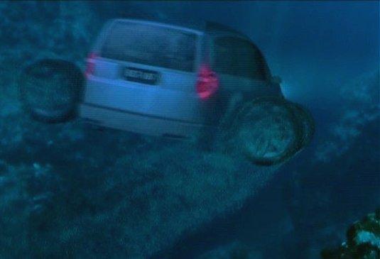 Spy Kids Underwater Car