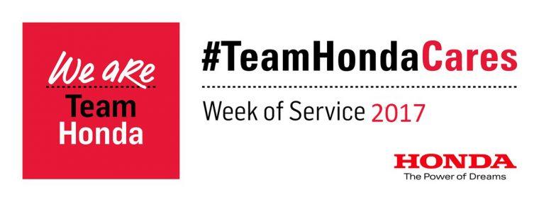 Honda North America >> Honda Week Of Service Gives Back In Communities Across North America