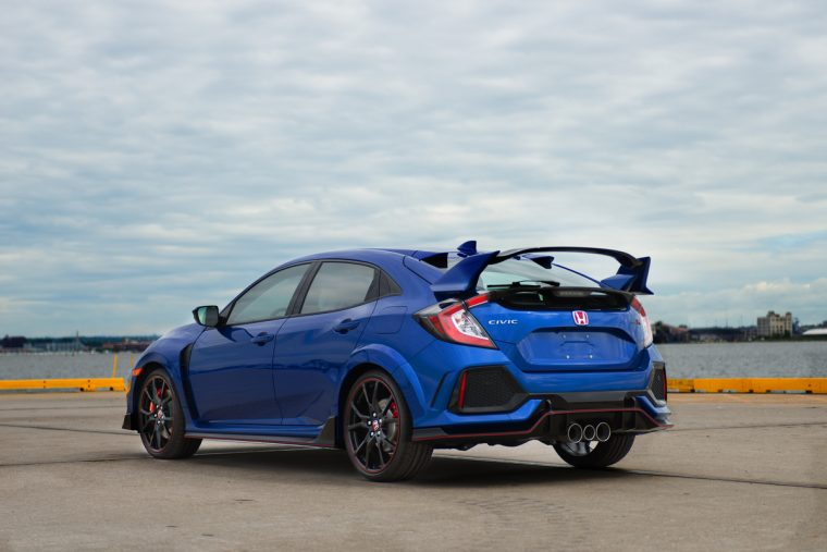 First Honda Civic Type R (VIN 001) to be Auctioned Ahead of Arrival at U.S. Dealerships