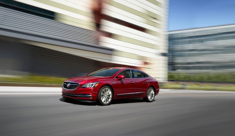 2018 Buick Lacrosse Adds Eist Three New Colors Gets 30 490