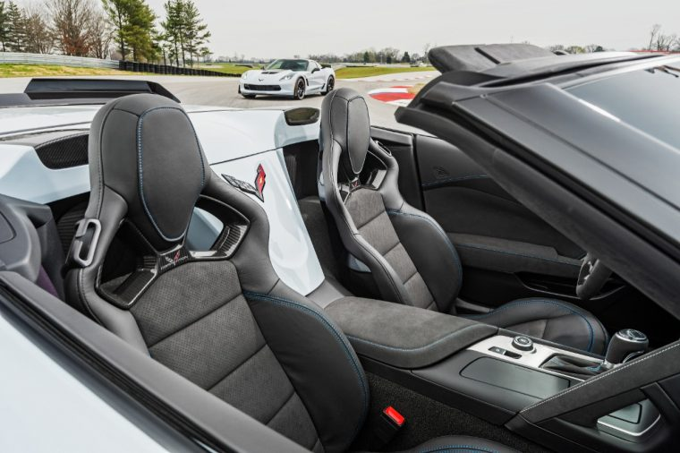2018 Chevrolet Corvette Interior