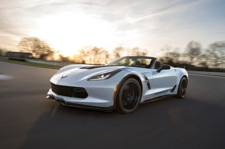 2018 Chevrolet Corvette Stingray Carbon 65 Edition