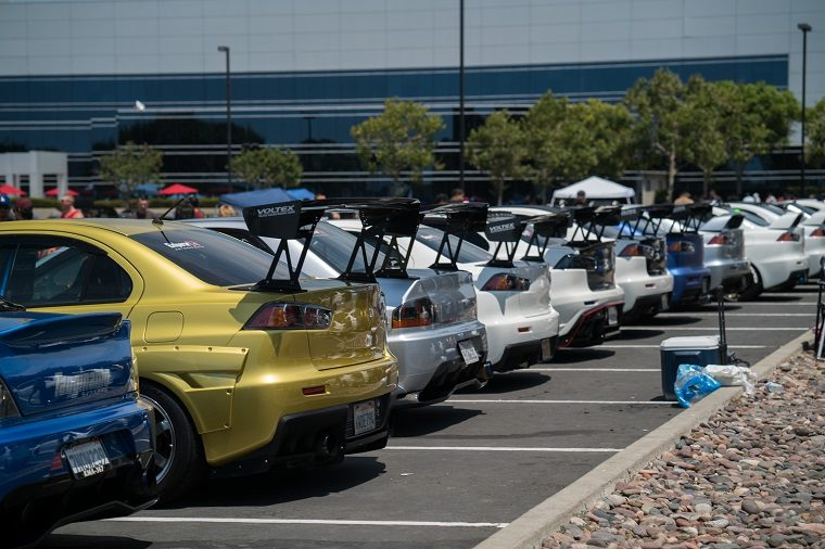 2017 Mitsubishi Owners Day