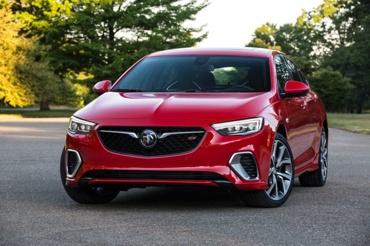 2019 Buick Regal Sportback Overview The News Wheel