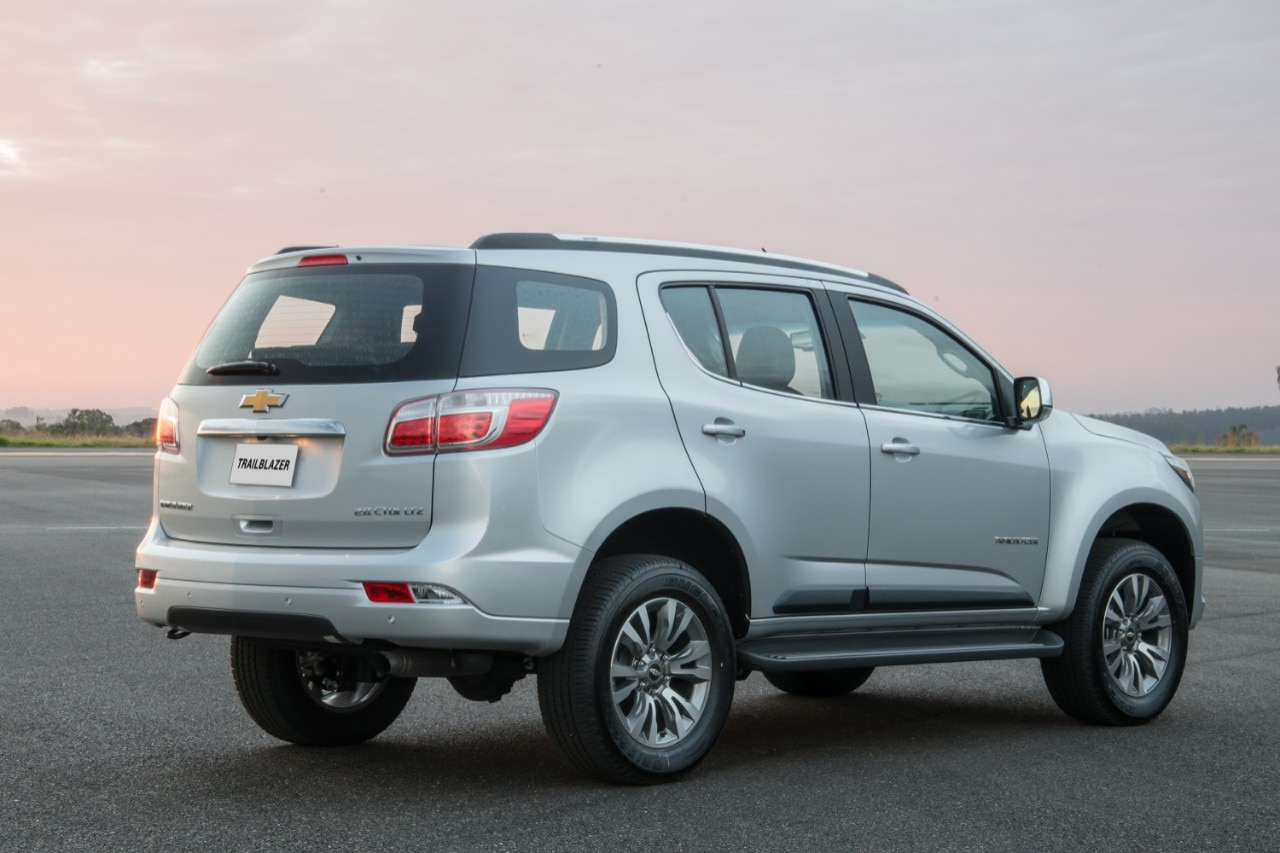 2018 Chevrolet Trailblazer Gets Aesthetic Upgrades And