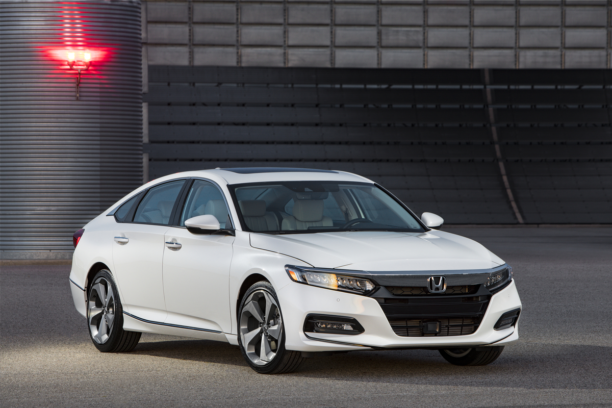 2018 Honda Accord Review Style And Substance