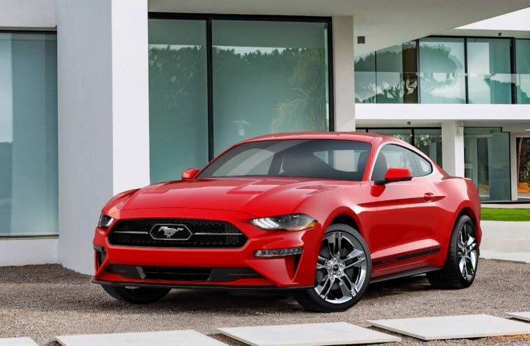 2018 Ford Mustang Pony Pack